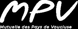 Logo mpv blanc